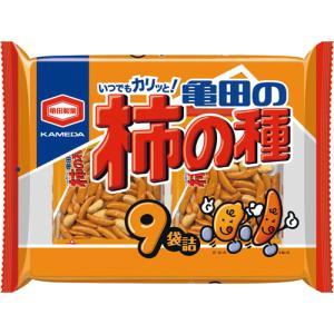 メーカー:亀田製菓  品番:95789  おやつに、おつまみに、お茶うけに幅広くご利用いただける便利...