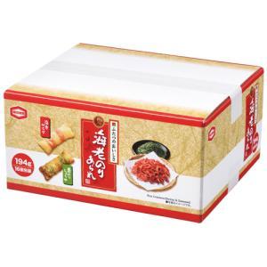 メーカー:亀田製菓   品番:100710   年末年始のご挨拶やちょっとした手土産に、化粧箱入せん...
