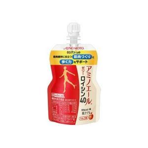 味の素 アミノエールゼリー ロイシン40 100g 1セット(30パック) (お取寄せ品)|tanomail