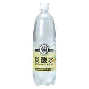 メーカー:友桝飲料  品番:200866  そのまま飲んでも、割ってもおいしい強炭酸水。レモンフレー...