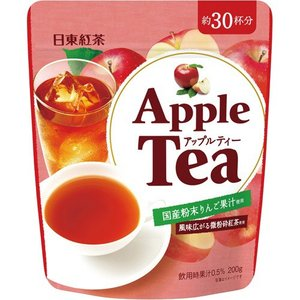 日東紅茶 アップルティー 200g/パック 1セット(3パック)