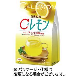 日東紅茶 C&レモン スティック 9.8g 1セット(30本:10本×3パック)