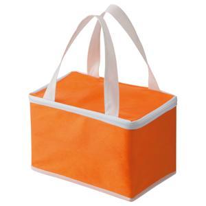 メーカー:オリジナル   品番:ORFB-2W-OR   軽くて折りたためる便利な保冷バッグ