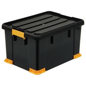 サンカ 頑丈箱(工具箱) ブラック 53×30cm TCP−53−30 1個
