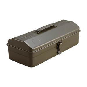 TRUSCO 山型工具箱 359×150×124 OD色 Y−350−OD 1個 (メーカー直送)