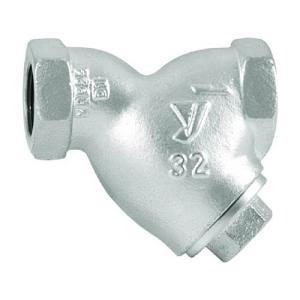 ヨシタケ Y形ストレーナ(80メッシュ) 15A SY−5−80M−15A 1台(お取寄せ品)