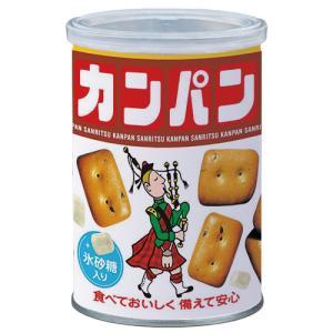 三立製菓 缶入カンパン 100g 734632 1ケース(24缶) (お取寄せ品)|tanomail