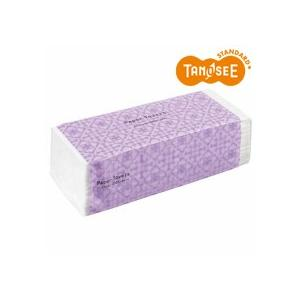 TANOSEE ペーパータオル(エコノミー) 200枚/パック 1セット(5パック)|tanomail