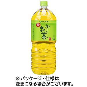 伊藤園 おーいお茶 緑茶 2L ペットボトル 1セット(12本:6本×2ケース)