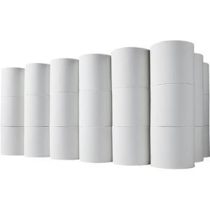 TANOSEE トイレットペーパー 無包装 シングル 芯なし 170m 1セット(480ロール:48ロール×10ケース)(代引き不可)|tanomail