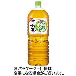 アサヒ飲料 十六茶 2L ペットボトル 1セット(12本:6...