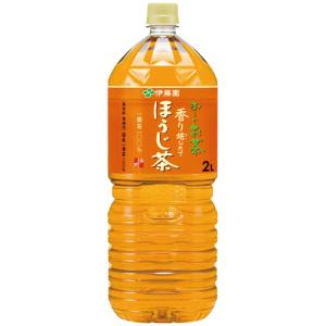 伊藤園 おーいお茶 ほうじ茶 2L ペットボトル 1セット(12本:6本×2ケース)