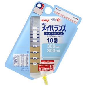 明治 メイバランス1.0 Zパック 300K 300ml 1セット(12パック) (お取寄せ品)|tanomail