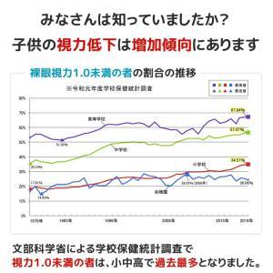 液晶テレビ保護パネル ブルーライトカット 43型 43インチ ベルト付 カット率44.73% 液晶テレビ 保護 パネル 2mm厚 43MBL4|tanonmasuwa|10
