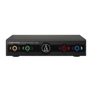 4チャンネルレシーバー オーディオテクニカ製 AT-CR9000