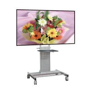 テレビスタンド 液晶テレビ 80型まで テレビ台 テレビボード KDSシリーズ KDS-PE80 棚板1枚付き|tanonmasuwa