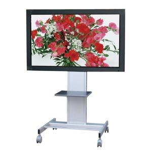 テレビスタンド 液晶テレビ 52-70型 テレビ台 テレビボード KDSシリーズ 横型設置 縦型設置可能 KDS-PE70 棚板1枚付き52|tanonmasuwa