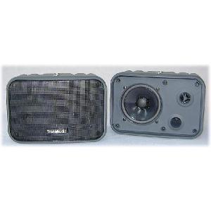 スピーカー 業務用 小型 2WAY tr-m102  スピーカー金具付き MSB-DS1|tanonmasuwa
