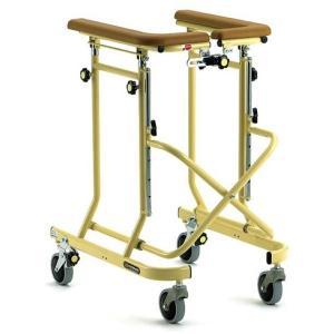 〔k201362〕 室内用4輪歩行器 らくらくウォーカー ホップステップ SM-30  介護用品  歩行器|tanosinia