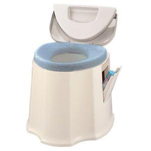 ポータブルトイレGX 533-093ポータブルトイレ 介護用品