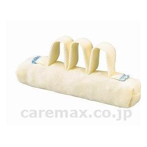 通気ビーズスティック 1073 1個 クリーム 手袋 ミトン 介護用品|tanosinia
