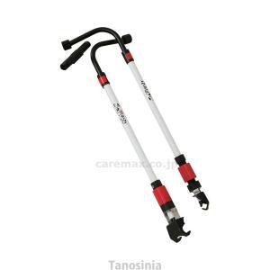ジンリキ クイック 車イスけん引器 JINRIKI QUICKII(防災 車椅子 牽引 アウトドア  介護用品) tanosinia