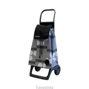 ショッピングカート Rolser ロルサー ボニータ RSL-101 ロゴスグレイ|tanosinia