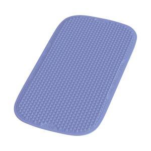 バスらぎシリコーンマット 厚手 / YM-117L-SI ブルー介護用品|tanosinia
