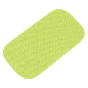 バスらぎシリコーンマット 薄手 / YM-116L-SI グリーン 介護用品|tanosinia