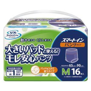スマートイン パンツタイプ M / 17171 16枚×8袋 1ケース (ケース販売) 介護用品|tanosinia