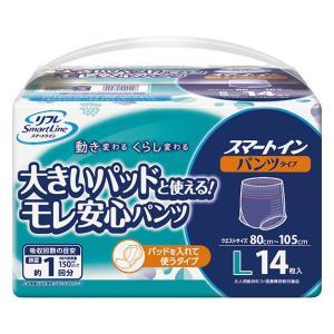 スマートイン パンツタイプ L / 17172 14枚×8袋 1ケース (ケース販売) 介護用品|tanosinia