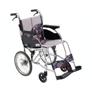 自走型車いす MPR-1Hi 座幅40cm ミキ 車椅子 介護用品 hkz tanosinia