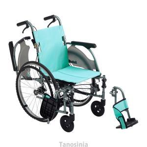 自走型車いす カルティマ CRT-7 座幅40cm ミキ 車椅子 介護用品 hkz tanosinia