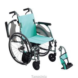 自走型車いす カルッタ CRT-3 座幅40cm ミキ 車椅子 介護用品 hkz tanosinia
