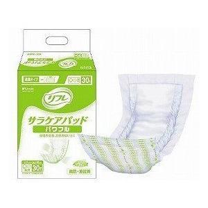 リフレ Gサラケアパッド パワフル1ケース 30枚×8袋 尿とりパッド 介護用オムツ 大人用紙おむつ 介護用品|tanosinia