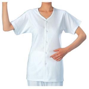 テイコブ らくホック肌着 半袖 LLサイズ 婦人用 介護用品 tanosinia