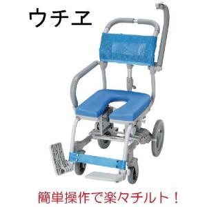 シャワーキャリー 楽チル (穴有りシート) / RT-001 RT-005 ウチヱ|tanosinia