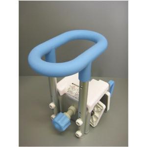 浴槽手すり  入浴グリップ ユクリア 130 PN-L12011 パナソニック電工ライフテック 介護用品|tanosinia