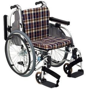 自走用 アルミ製モジュール車いす AR-901 ARシリーズ 車椅子 介護用品 hkz