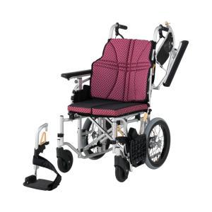 アルミ介助車いす ウルトラシリーズ フルモジュールタイプ NAH-U7 日進医療器 介助式車椅子 hkz tanosinia