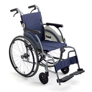 自走型車いす カルッタ CRT-1 座幅40cm ミキ 車椅子 介護用品 hkz tanosinia