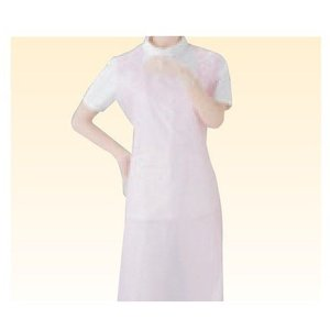 クリーンエプロン 袖なしタイプ 30枚入り オオサキメディカル 介護用品|tanosinia