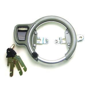 リングロック(馬蹄錠) T-801 グレー|tanpopo