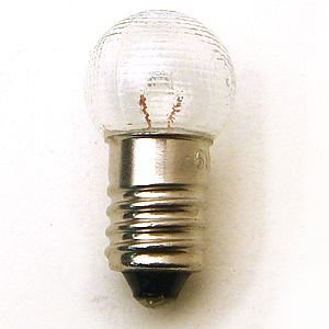 電球6V 1.8W ネジ球 1個入り|tanpopo