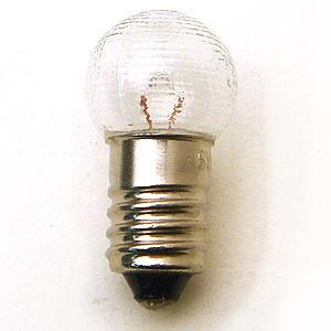 電球6V 2.4W ネジ球 2個入り|tanpopo