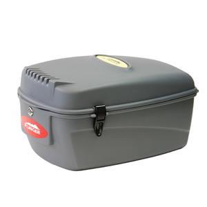 [送料無料]樹脂製リアボックス SW-906A グレー|tanpopo