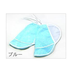 日焼け防止夏用自転車用ハンドルカバーDX  H−2212【ブルー】 tanpopo