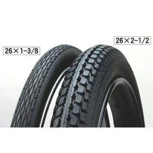 【取り寄せ商品】タイヤ BEタイプ 1本  26×1-3/8 BE|tanpopo