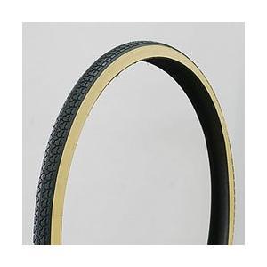 【取寄せ】共和 自転車用 タイヤ アメ/黒 タイヤ1本のみです。チューブは付属いたしません|tanpopo