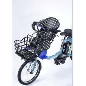 自転車の前用チャイルドシート用クッション お尻が痛くないクッション。防水タイプ汚れても拭くだけ。FBC-011DX3用 自転車の子供乗せ用座布団 tanpopo
